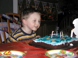 Jonathan's Birthday