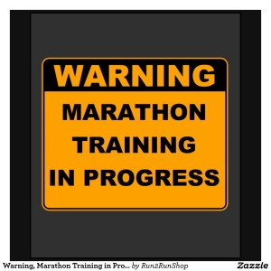 WarningMarathonTraining