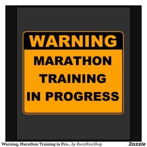 WarningMarathonTraining